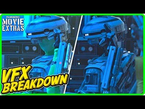 SOLO: A STAR WARS STORY | VFX Breakdown by ILM (2018)