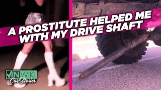 Prostitutes give great roadside assistance