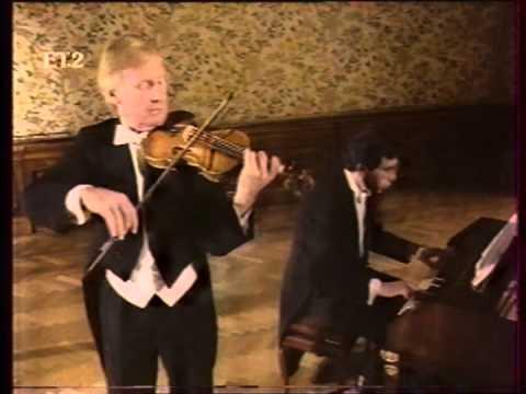 """Wolfgang Amadeus Mozart"": ""Violin Sonata in A"" K. 526"
