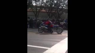 JVille Riders MLK parade 2013