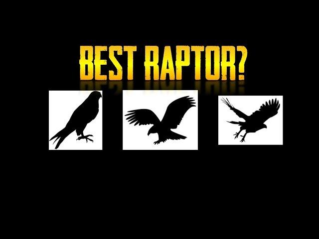 The Raptor Tier List