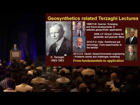 2017 Karl Terzaghi Lecture: Protecting the Environment with Geosynthetics: Successes and Challenges