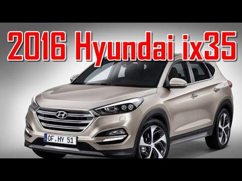 2016 hyundai ix35 redesign interior and exterior youtube. Black Bedroom Furniture Sets. Home Design Ideas