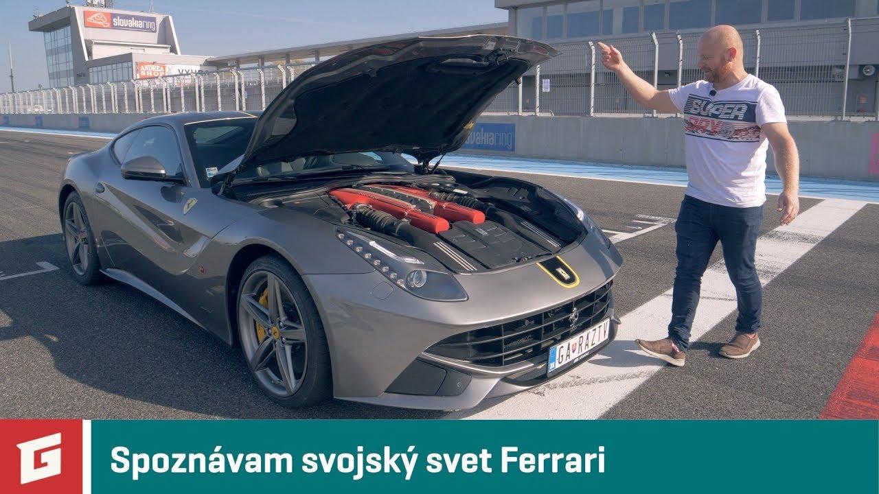 FERRARI F12 Berlinetta V12 - SLOVAKIA RING - GARAZ.TV - Rasťo Chvála - YouTube