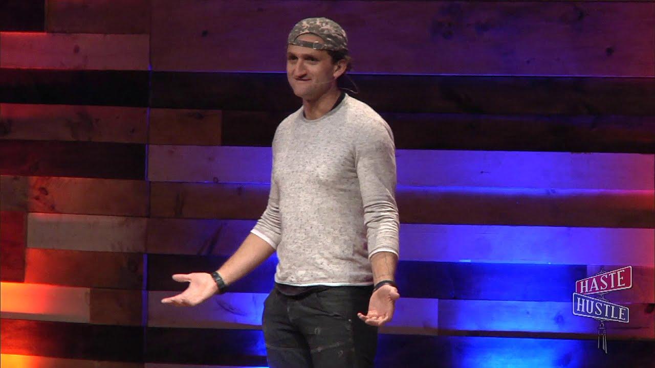 Casey Neistat:  How to be Heard