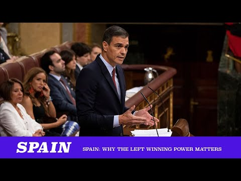 Spain Shows Why The Left Winning Power Matters ft. Joshua Kahn Russell