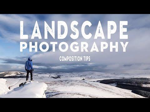 Landscape Photography TIPS in a WINTER SUNRISE Wonderland