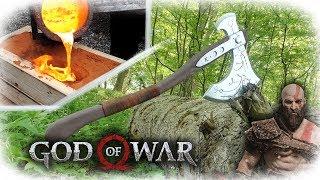 Macht Kratos Axt - Gott Des Krieges (Aluminium-Guss)