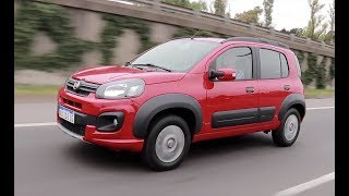 Fiat Uno Way 2018 - Minitest - Matías Antico - TN Autos