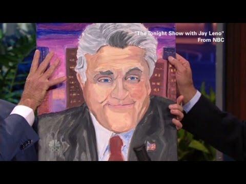 Art critic's take on former President Bush's pa...