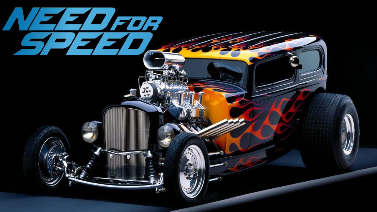 NEED FOR SPEED 2015  1932 FORD HOTROD CUSTOMIZATION  YouTube