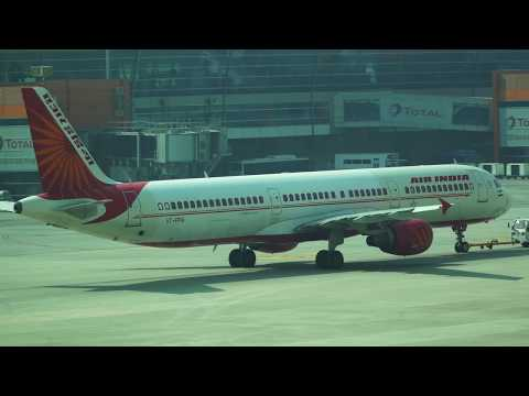 Delhi Airport views