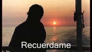 Remember me - Josh Groban - spanish version by Peke-chan.wmv