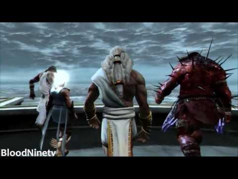 GOD OF WAR III INTRO MOVIE CUTSCENES FULL-HD QUALITY ENGLISH