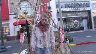 2013 Halloween Horror Nights - Opening Night - Universal Studios Florida
