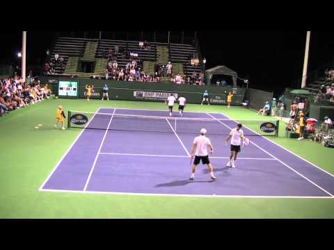 Leander Paes: The Magician - Indian Wells - March 2011
