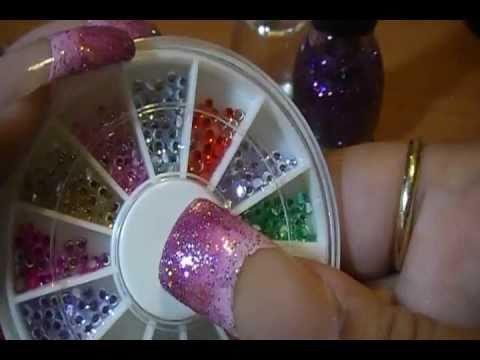 Fimo & Daisy Design :::... ☆ Jennifer Perez of Mystic Nails ☆