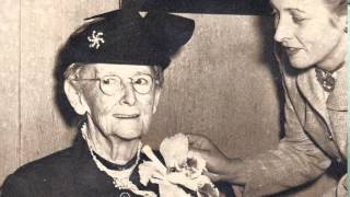 Grandma Moses Interview  - The Betty Parry Radio Show 1952