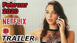 Neue Filme 2020 auf Netflix | Top 5 | Trailer German Deutsch | Neu auf Netflix Februar 2020