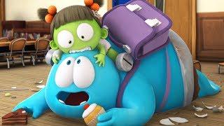 Spookiz   NEW Season 3 - Zizi's Tea Party   스푸키즈   Funny Cartoon   Kids Cartoons   Videos for Kids