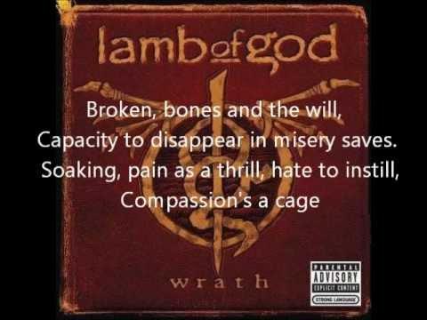Grace- Lamb Of God