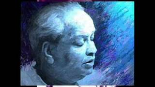 Kumar Gandharva. Nirguni Bhajan -  Ram Niranjan Nyara re