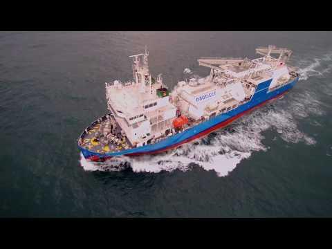 Babcock Schulte Energy delivers world's largest LNG bunker supply vessel