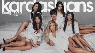 the Kardashians being iconic