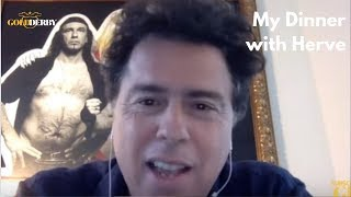 Sacha Gervasi ('My Dinner with Herve') on real story inspiring Herve Villechaize film | GOLD DERBY