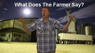 What Does The Farmer Say? (Ylvis - The Fox PARODY) thumbnail