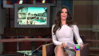Repeat youtube video Bárbara Bermudo 2013/04/12 Primer Impacto HD