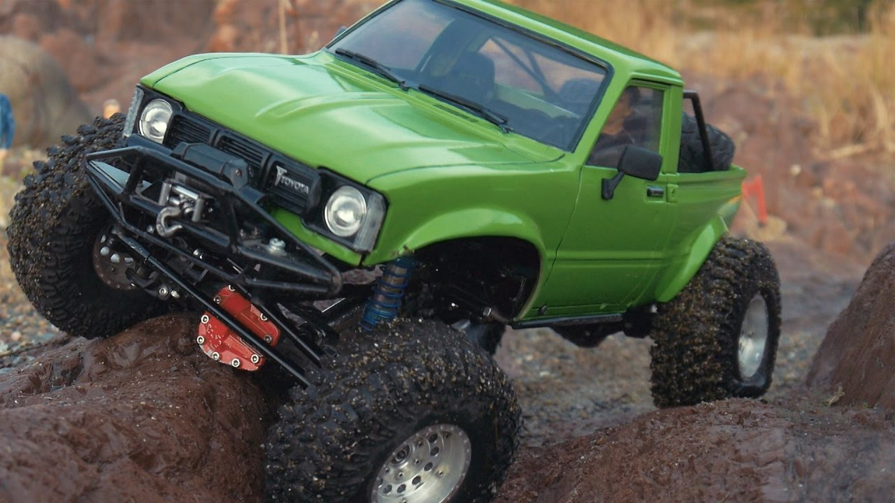 Rc4wd Boyer Toyota Hilux1 Youtube