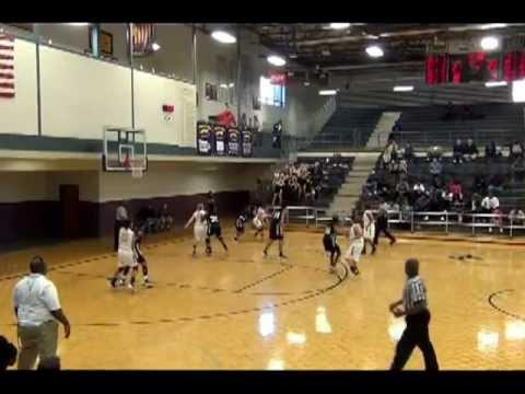 Evans High School GA Lady Knights Region Semi-Finals 12 3-Pointer Highlights Feb 15, 2013.mpg