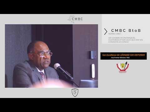 """Congo Millenium Business Club """"CMBC BtoB Networking"""" présente  Le Réseau Makutano  Kinshasa  à Paris"""