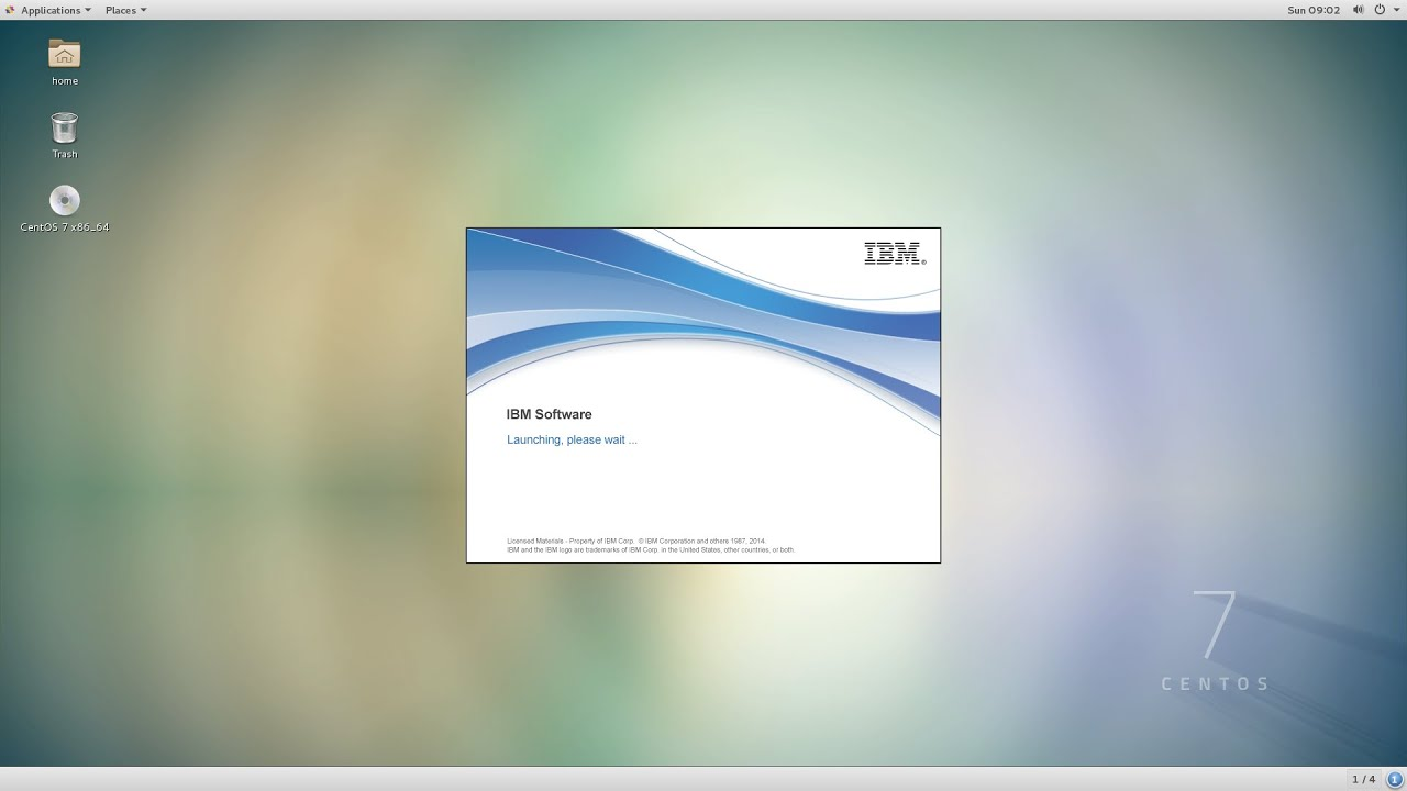IBM DB2 Express-C & Data Studio Installation on Centos 7 GNU+Linux