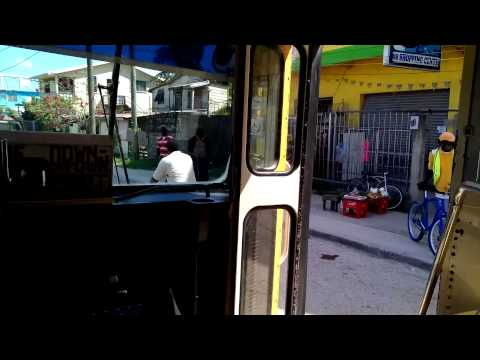 Belize City by Bus 9119