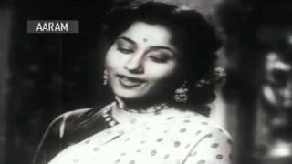 AARAM (1951) - Man mein kisi ki preet bhasa le - lata