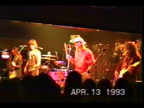"Jellyfish ""Have You Never Been Mellow"" Phoenix 4/13/93"