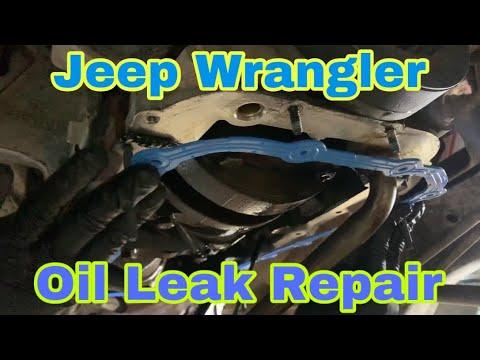 Jeep Wrangler Upper Oil Pan Gasket (jk 2006-11 3.8L)