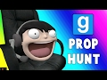 Gmod Prop Hunt Funny Moments - Chair Roulette! (Garry's Mod)