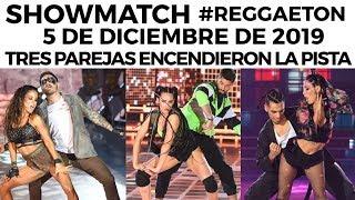 showmatch-programa-05-12-19-tres-parejas-muy-sensuales-en-el-reggaeton