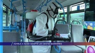 Yvelines | SQYBus a aussi adopté les gestes barrières