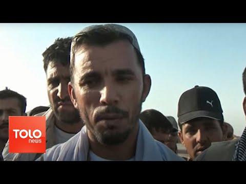 Special Forces Retake Nawzad in Helmand / نیروهای افغان ادارۀ ولسوالی نوزاد هلمند را دوباره گرفتند