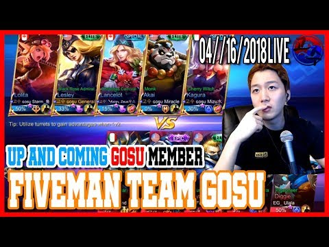[ENG/KOR] Grinding Stars, North America Marksman Player Gosu General