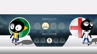 Stickman Soccer 2018 android SmartPhone / ios gameplay