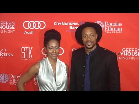 "Simona Missick & Dorian Missick ""Barbecue"" West Coast Premiere Red Carpet"