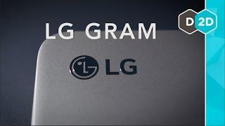 LG Gram Review -The Lightest Laptop
