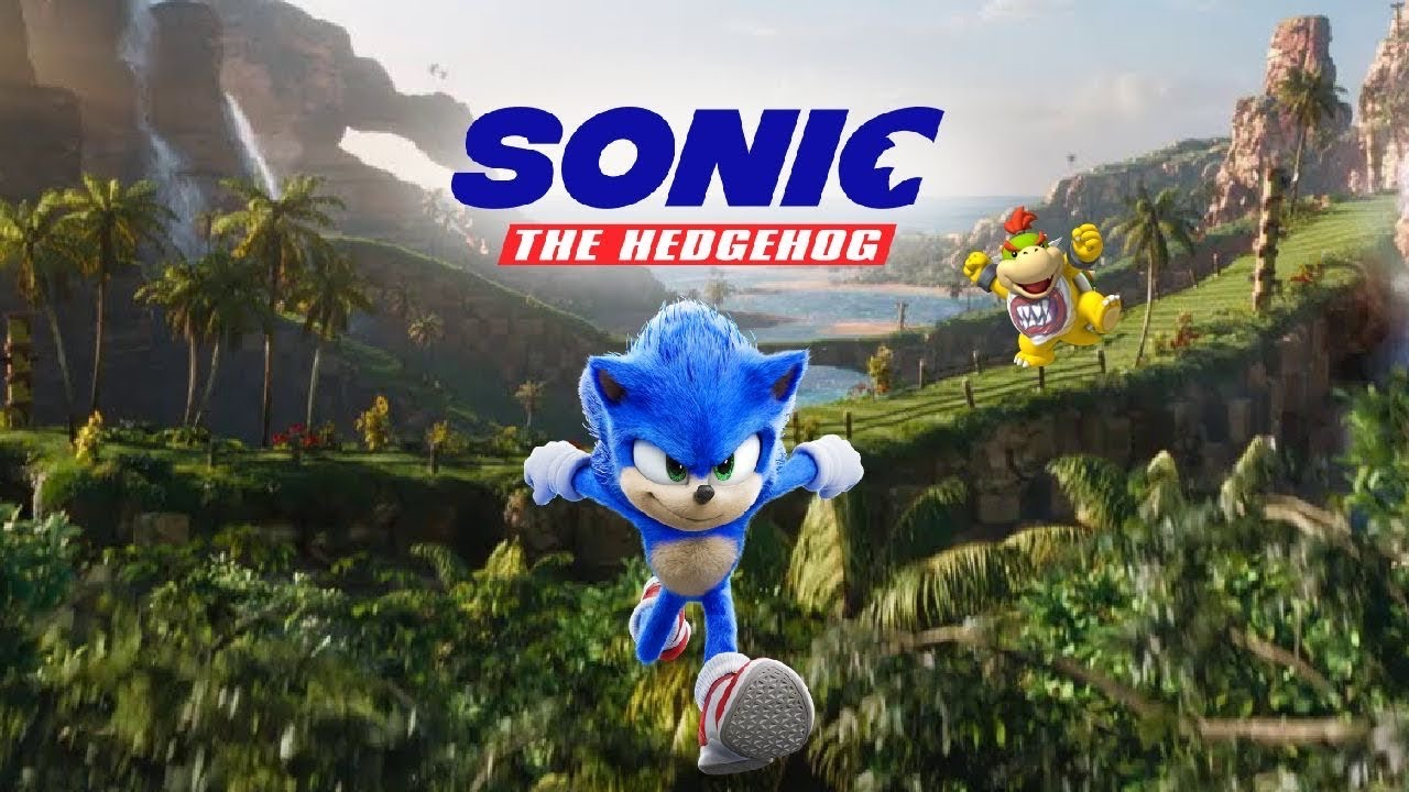 Bowser Jr & Sonic Watches: Sonic The Hedgehog Movie (SPOILERS)