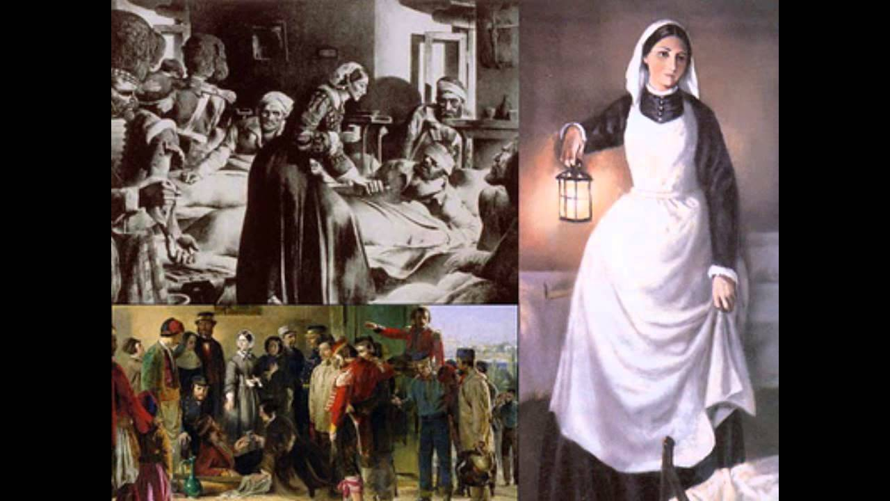 reaction about florence nightingale movie Review: florence nightingale: the woman and her legend by mark bostridgeflorence nightingale lived a heroic life of service to the common good, says miranda seymour.