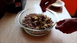 видео Суфле из говядины диетическое